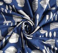 Handmade Printed Fabric