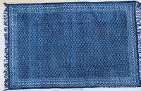 Indigo Blue Print Fabric