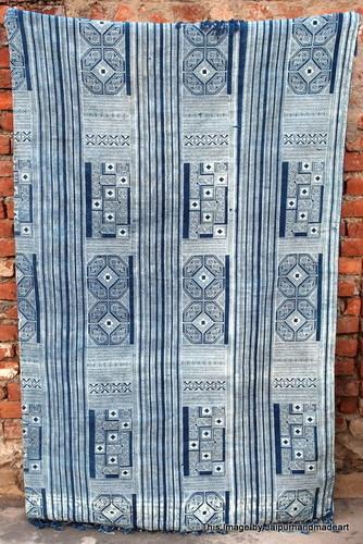 Indigo Blue Rug