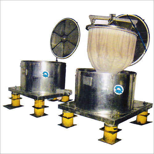 Manual Centrifuge Machine