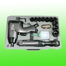 Pneumatic Air Impact Wrench Kit
