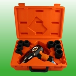 Pneumatic Impact Wrench Kit