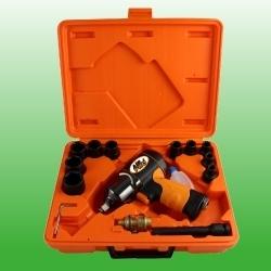 Pneumatic Impact Wrench Kit