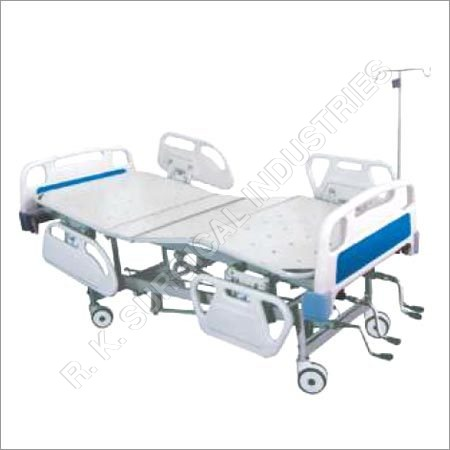 ICU Bed Mechanical (ABS Panels & ABS Railing Swing Type)