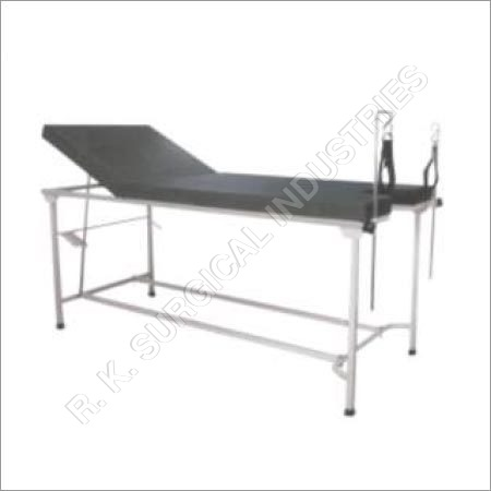 Examination Cum Gynae Table (U-Cut) & Back Rest
