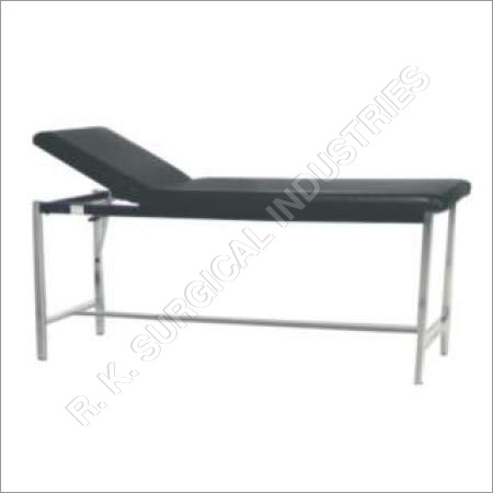 Examination Table With 2 Section (Plain)