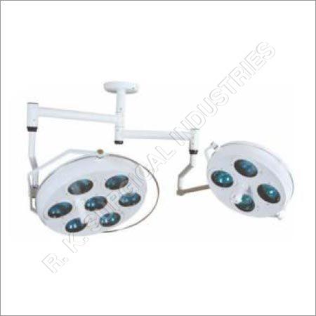 Ceiling OT Light 7+4 Reflector Twin Model Halogen