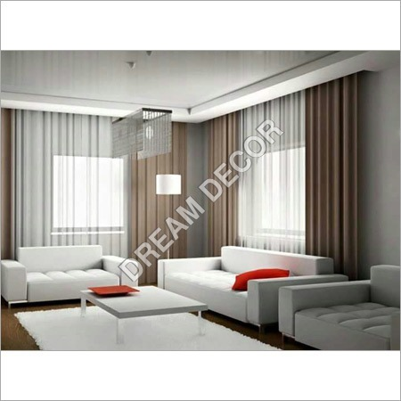 Front Office Designer Curtain