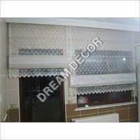 Transparent Sheet Curtain