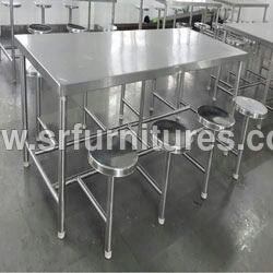 Eight Siting Dining Table