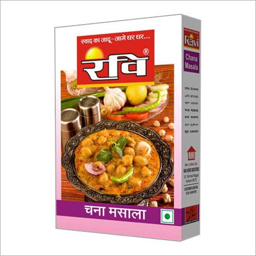 Ravi Chana Masala