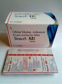 BENCEF-AZL TABLETS