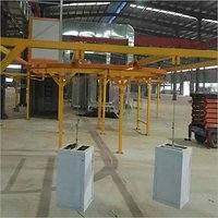 Agricultural Machine Coating Plant