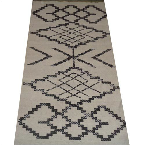 Printed Cotton Modern Rugs