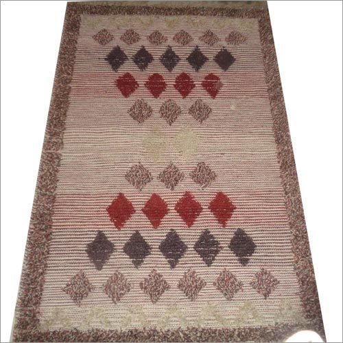 Jute Loop Shaggy Rugs
