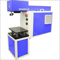 Laser Jewelry Hallmarking Machine