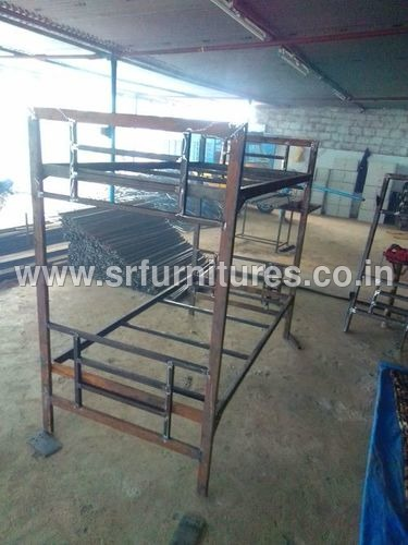 Iron Bunk Bed Frame