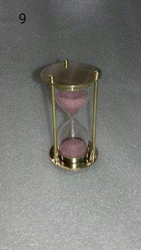 Gold Brass Sand Timer