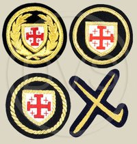 INSTITUTIONAL BADGES