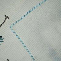 Cotton Printed Machine Quilts