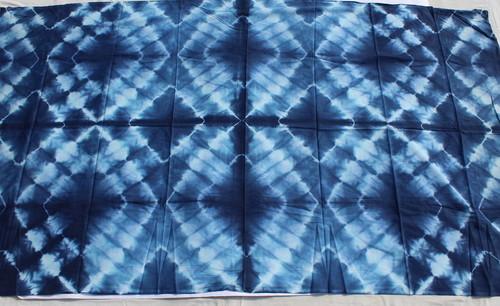 Cotton Fabric Tie Dye
