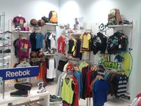 Retail Store Display Rack