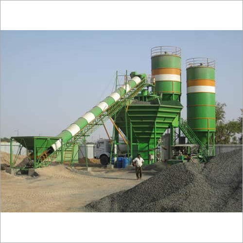 Automatic Concrete Batch Plant