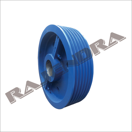 48 Inch X 8 D-Split Lock Pulley