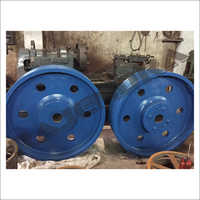 50 Inch X-8 D Taper Lock Pulley