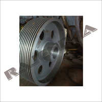 1000 PCD X-10 D Pulley