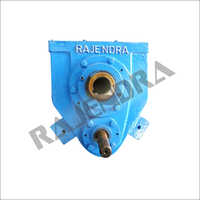 V Type Quarry Gear Box