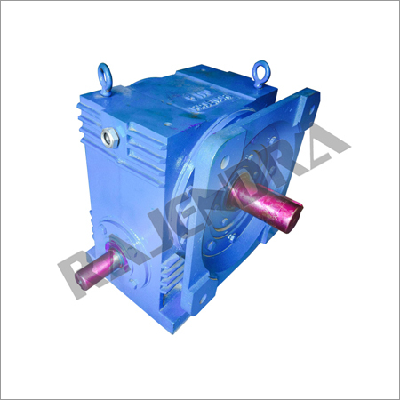 NU Vertical Gear Box