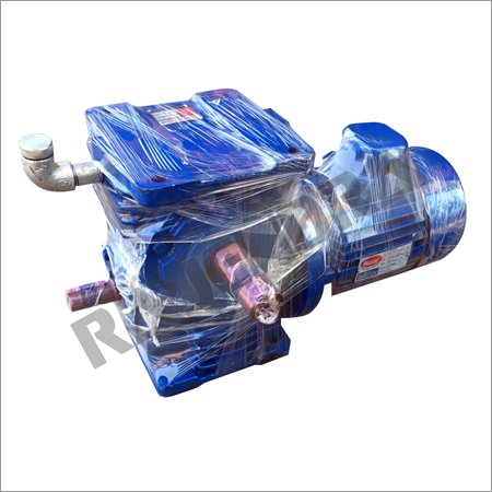 Reduction Gear With Motor