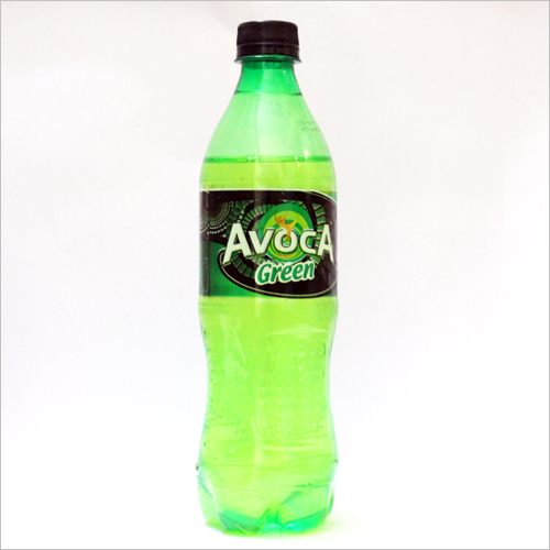 600 ML Green Flavour Soft Drink