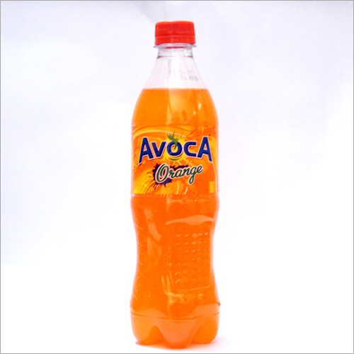 600 ML Orange Flavour Soft Drink