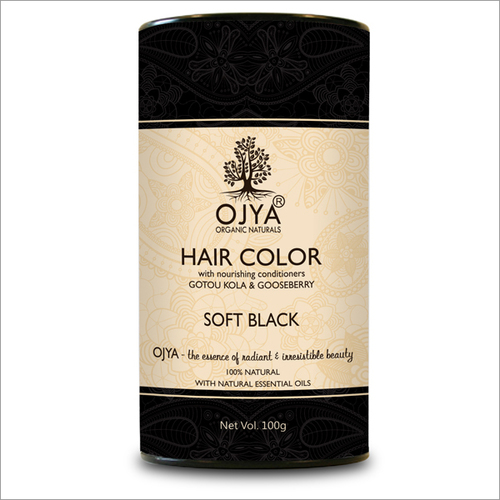 Black Hair Colour