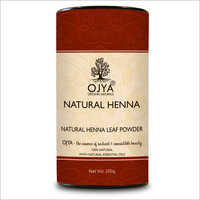 Natural Henna Leaf Powder