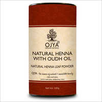 Henna With Oudh Oil