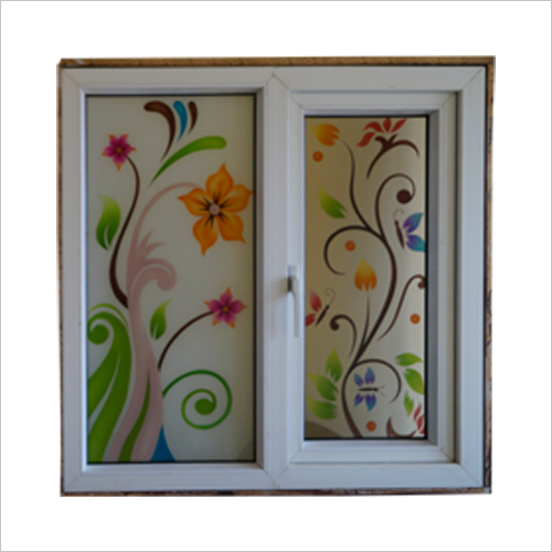Designer Slider Window Frame