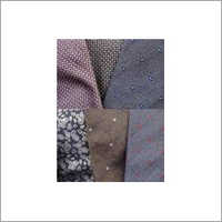 Institutional Tie Fabric