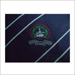 School Tie Fabric
