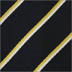 Single Logo Tie Fabric