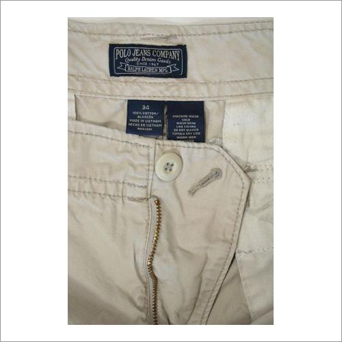 Cargo Shorts Label