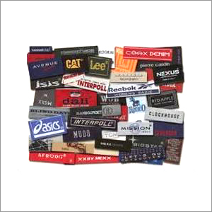 Woven Label Manufacturer