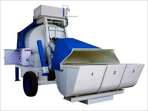 Reversible Concrete Batching Plant