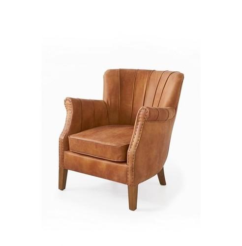 Leather Chair & Sofa