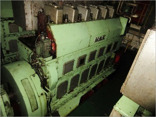 Mak 6M25 Engines And Spare Parts