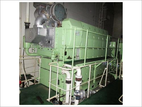 Man B&w 6l27-38 2 Set Complete Generators