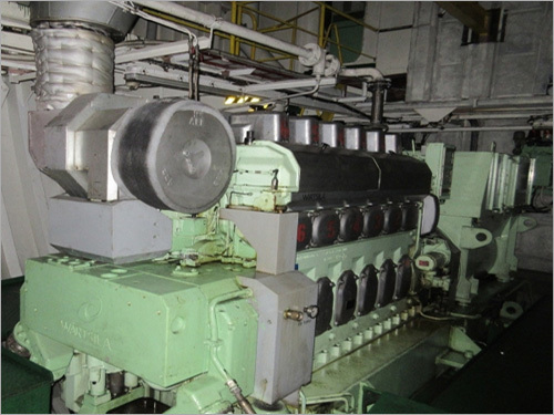 Wartsila 6l20 Built 2011 3 Set Complete Generators