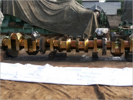 Mak 8m552c Crankshaft Supply